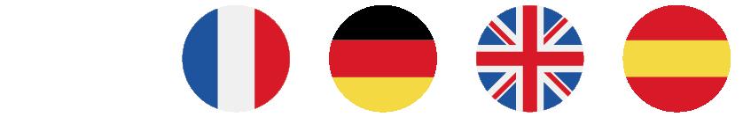 représentants multilingue